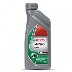 Castrol Act>Evo X-tra Scooter 4T   1L