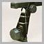 Střešní nosič Piccola-M SUBARU JUSTY 5D r.v.91 - 93