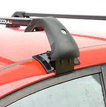 Střešní nosič PICCOLA-M FORD FUSION - 5D r.v.02 - PC2031+TS3115