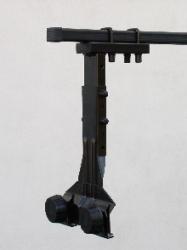 Střešní nosič Piccola-M MERCEDES SPRINTER r.v. - 06/07 FLR400-