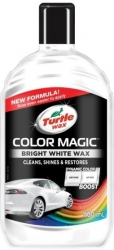 Turtle Wax COLOR MAGIC PLUS - bílý 500ml