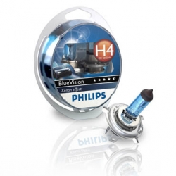 Philips BlueVision 12V H7 55W - 1ks