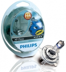 Philips XP Moto 12V H4 60/55W - 1ks