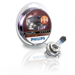 Philips VisionPlus 12V H1 55W - 1ks