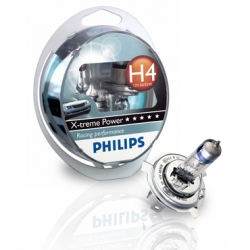 Philips X-treme Power Vision12V H4 60/55W - 1ks