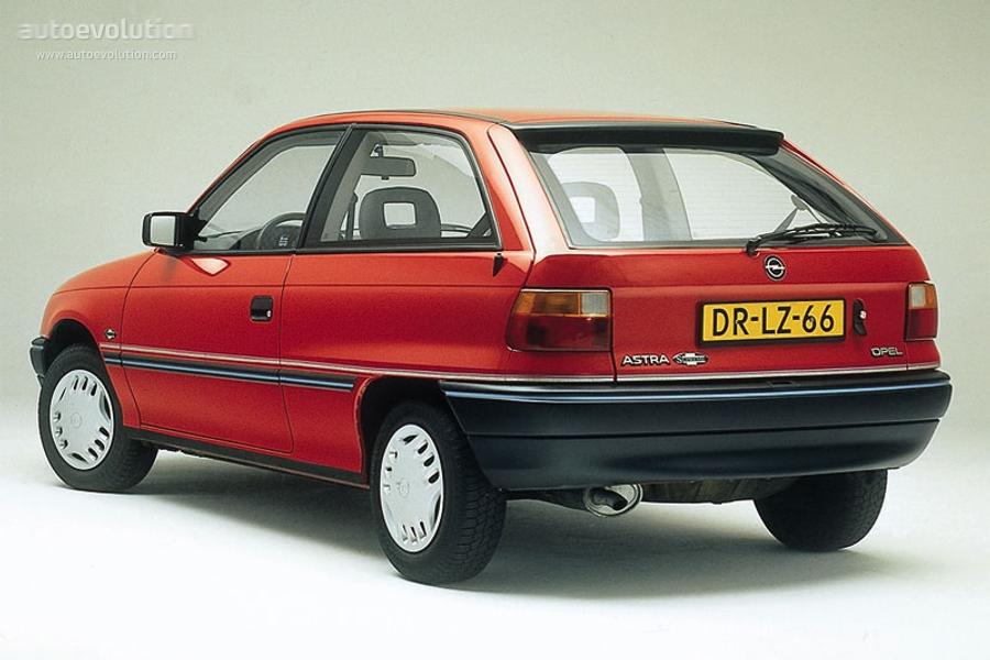 Руководство по ремонту Opel Astra A …